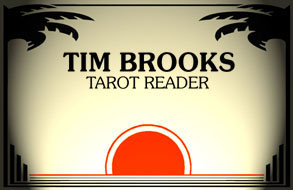 Tim Brooks, tarot card reader and tarot card readings